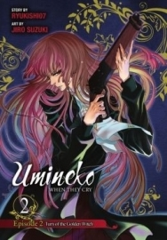 Umineko WHEN THEY CRY Episode 2: Turn of the Golden Witch Volume 2