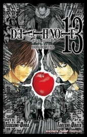 Death Note Black Edition, Volume 13 How to Read