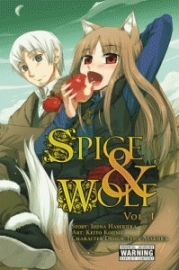 Spice and Wolf  Vol.1