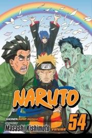 Naruto vol.54