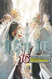 D.Gray-man  Vol.16