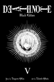 Death Note Black Edition, Volume 5