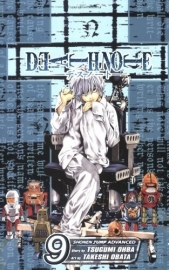 Death Note Vol.9
