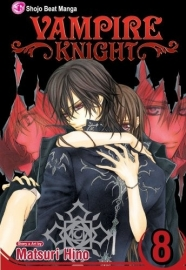 Vampire Knight  Vol.8