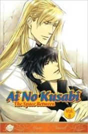 Ai No Kusabi the Space Between, Volume 8 (Yaoi Novel)