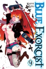 Blue Exorcist  Vol.9