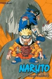 Naruto (3-in-1 Edition), Volume 3