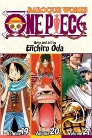 One Piece (Omnibus Edition), Volume 7