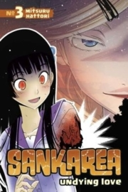 Sankarea Vol.3: Undying Love