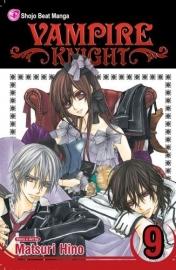 Vampire Knight  Vol.9