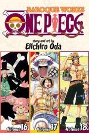 One Piece (Omnibus Edition), Volume 6
