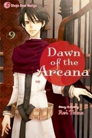 Dawn of the Arcana  Vol.9