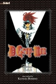 D.Gray-man (3-in-1 Edition), Volumme 2