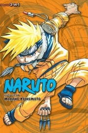 Naruto (3-in-1 Edition), Volume 2