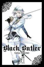 Black Butler vol.11
