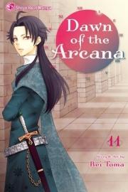 Dawn of the Arcana  Vol.11