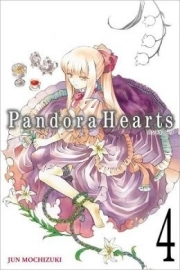 Pandora Hearts, Volume 4