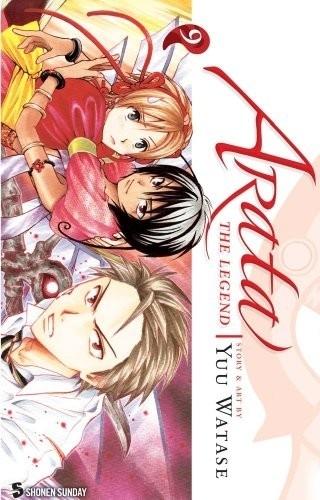Arata: The Legend  9