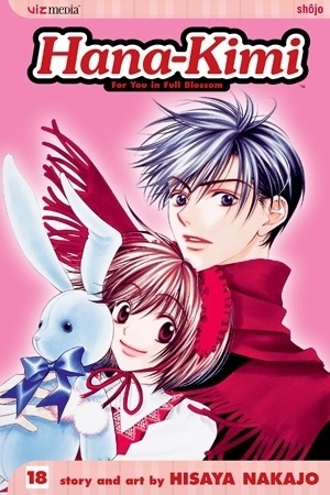 Hana-Kimi, Volume 18