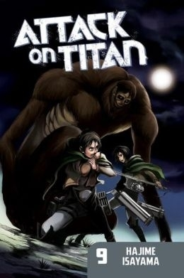 Attack on Titan Vol.9
