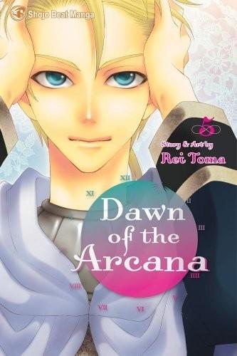 Dawn of the Arcana  Vol.5