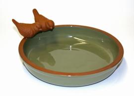 Greendipper bird bath