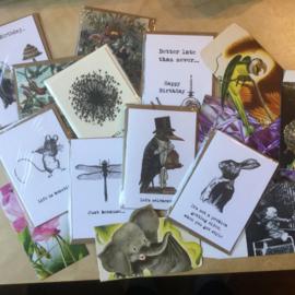 Mooie & unieke enveloppen & kaarten