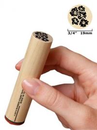 Biedermeier boeketje 19 mm