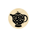 Dotted Teapot 19 mm
