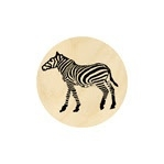 Zebra groß 19 mm