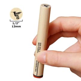 Sharp Bill Hummingbird 13 mm