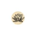 Lotusbloem klein 13 mm
