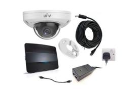 Mini Dome IP Camera Kit