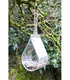 Raam Vogelvoederdruppel Transparant