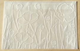 MOHN 10 Pergamin umschläge und braune löhntute