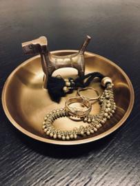 Juwelen- of sleutelschaaltje terrier