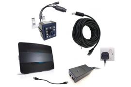 IP-Camera-Kit HD kwaliteit