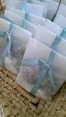 GOLFJES RAND 10  Pergamijn enveloppen en bruine loonzakjes