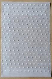 PUNKTEN / DOTS 10 Pergamin umschläge und braune löhntute