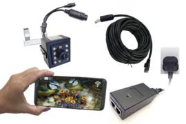 IP Kamera-Kit
