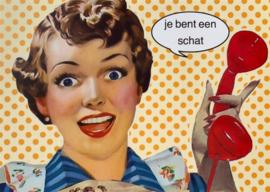 CT 101 Postkarte