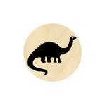 Brontosaurus groot 19 mm