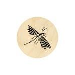 Zerschlagenen Libelle groß 19 mm