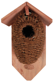 Wren nesting pouch