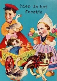 CT 110 Postkarte