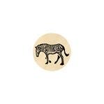 Zebra klein 13 mm
