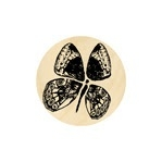 Clover Butterfly 19 mm