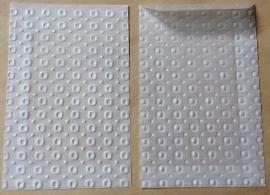 STIPJES & BLOKJES 10 Pergamijn enveloppen of bruine loonzakjes