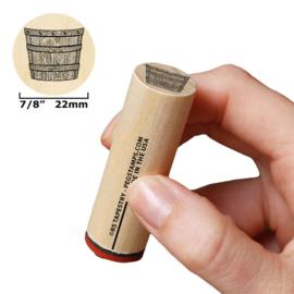 Wooden Barrel 22 mm