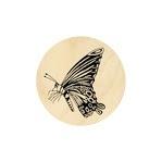 mooie vlinder 19 mm